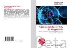 Couverture de Coagulation Factor XIII, A1 Polypeptide