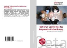 Borítókép a  National Committee for Responsive Philanthropy - hoz