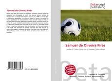 Capa do livro de Samuel de Oliveira Pires