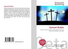 Couverture de Samuel Rutter