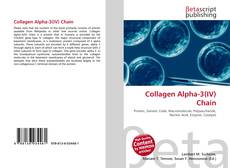 Capa do livro de Collagen Alpha-3(IV) Chain
