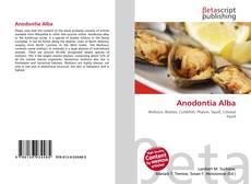 Bookcover of Anodontia Alba