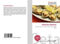 Capa do livro de Anomia (Genus)
