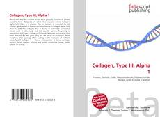 Bookcover of Collagen, Type III, Alpha 1