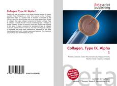 Portada del libro de Collagen, Type IX, Alpha 1