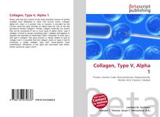Обложка Collagen, Type V, Alpha 1