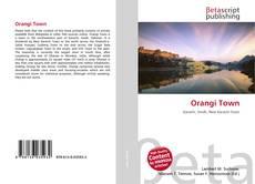 Bookcover of Orangi Town