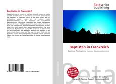 Bookcover of Baptisten in Frankreich