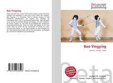 Couverture de Bao Yingying