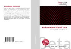 Bookcover of Re-Invention World Tour