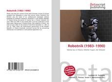 Couverture de Robotnik (1983–1990)