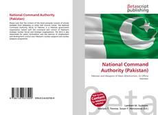 Buchcover von National Command Authority (Pakistan)