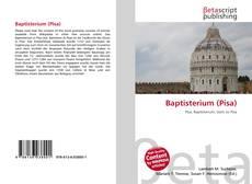Couverture de Baptisterium (Pisa)