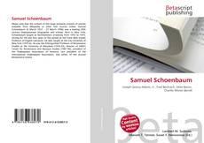 Couverture de Samuel Schoenbaum