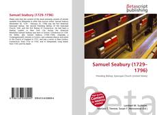 Bookcover of Samuel Seabury (1729–1796)