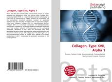 Bookcover of Collagen, Type XVII, Alpha 1