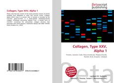 Bookcover of Collagen, Type XXV, Alpha 1