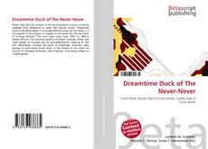 Capa do livro de Dreamtime Duck of The Never-Never