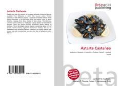 Обложка Astarte Castanea