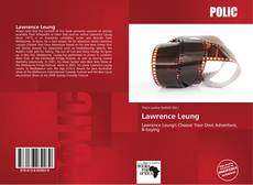 Bookcover of Lawrence Leung