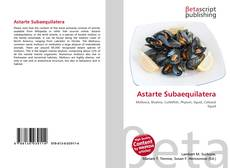 Обложка Astarte Subaequilatera