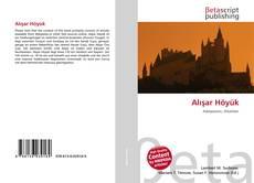 Alışar Höyük kitap kapağı