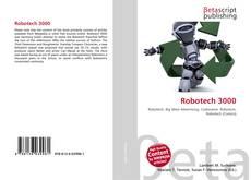 Portada del libro de Robotech 3000