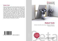 Robot Tank kitap kapağı