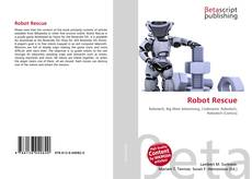 Bookcover of Robot Rescue
