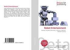 Robot Entertainment kitap kapağı