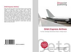 Bookcover of Orbit Express Airlines