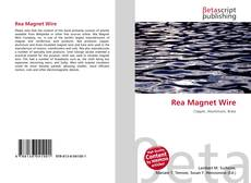 Bookcover of Rea Magnet Wire
