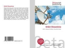 Portada del libro de Orbit Showtime