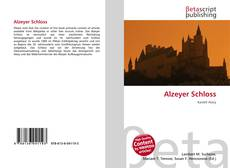 Bookcover of Alzeyer Schloss