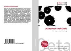 Bookcover of Alzheimer-Krankheit