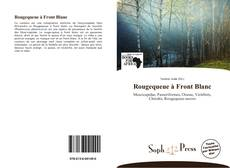 Bookcover of Rougequeue à Front Blanc