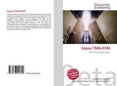 Bookcover of Soyuz TMA-07M