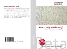 Reach (Nightwish Song) kitap kapağı