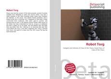 Robot Torg kitap kapağı