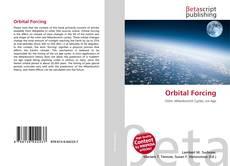 Portada del libro de Orbital Forcing