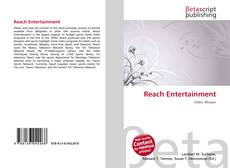 Reach Entertainment kitap kapağı