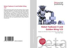 Обложка Robot Taekwon V and Golden Wing 123