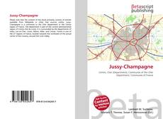 Bookcover of Jussy-Champagne