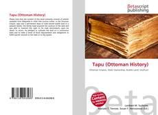 Capa do livro de Tapu (Ottoman History)