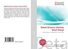 Borítókép a  Robot Dreams (Asimov Short Story) - hoz