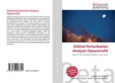 Bookcover of Orbital Perturbation Analysis (Spacecraft)