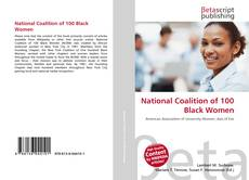 Bookcover of National Coalition of 100 Black Women