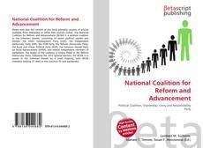 Borítókép a  National Coalition for Reform and Advancement - hoz