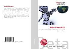 Robot Bastard! kitap kapağı