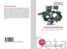 Robot End Effector kitap kapağı